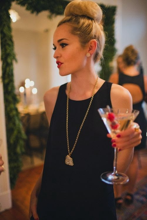 10 colliers festifs pour ta petite robe noire
