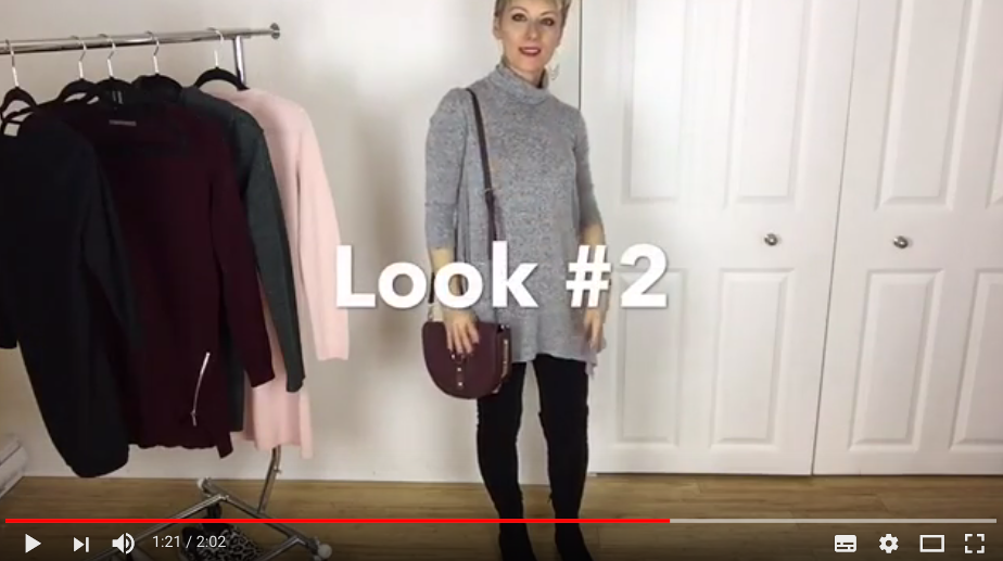 [VIDÉO] Lancement de ma chaîne YouTube + Lookbook Tuniques