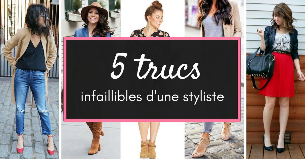 5 trucs instantanés pour avantager ta silhouette