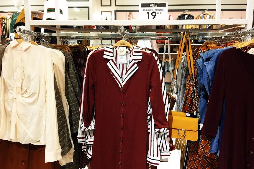 20 magasins pour des vêtements à moins de 20$