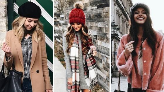 15 idées pour porter un chapeau tendance automne-hiver 2018
